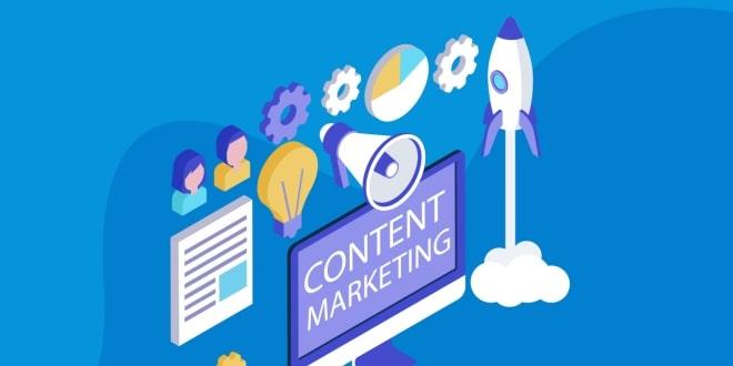 Контент маркетингот е важен за бизнисот, затоа што содржината е сè што е видливо за корисниците на Интернет.